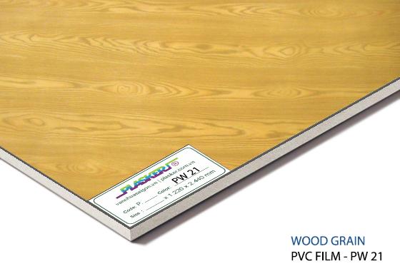 Tấm nhựa vân gỗ pvc PW-21