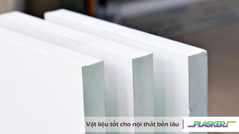 Bảng báo giá tấm nhựa PVC Plasker