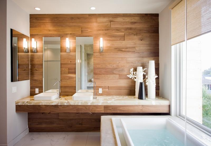 ốp tường nhựa cho phòng tắm