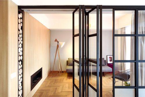 vách ngăn nhựa giả gỗ nội thất đẹp và hiện đại