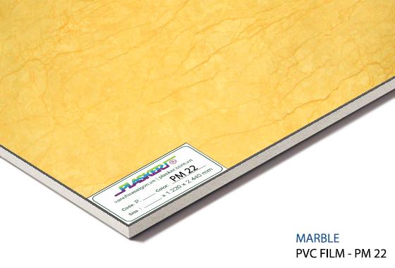 tấm nhựa vân đá pvc - PM22