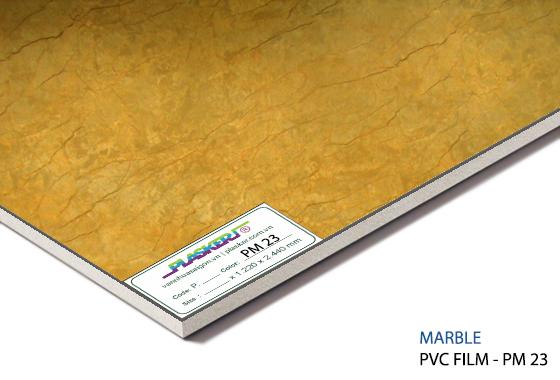 tấm nhựa vân đá pvc - PM23