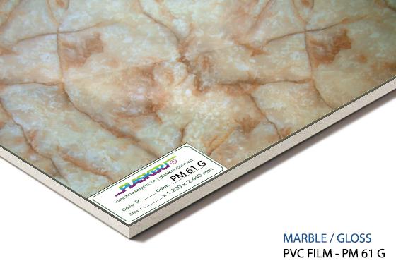 tấm nhựa vân đá pvc - PM61G