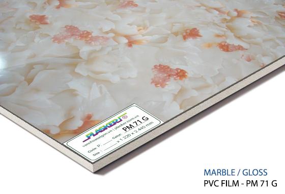 tấm nhựa vân đá pvc - PM71G