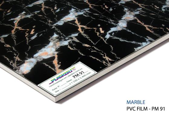 tấm nhựa vân đá pvc - PM91
