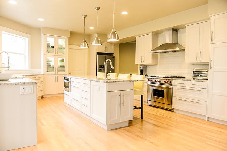 6 lỗi cần tránh khi thiết kế tủ bếp
