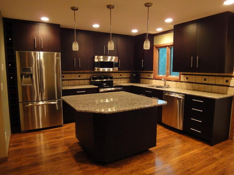 tư vấn chọn màu sắc đẹp cho tủ bếp