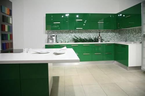 Hướng dẫn lựa chọn màu sắc tủ bếp đẹp