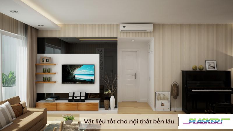 mẫu nội thất chung cư đẹp và hiện đại