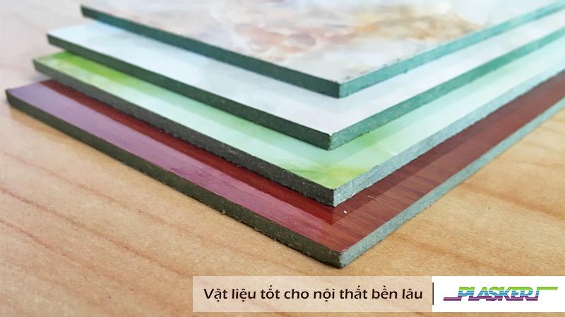 phủ vân bề mặt pvc trên gỗ công nghiệp